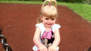 3-year-old makes full recovery from Meningitis