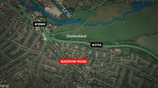 Police believe the man was stabbed during an altercation on Baddow Road.