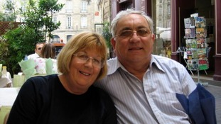 Karl Andree: British grandfather arrives back in UK after release from Saudi prison