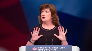 Education Secretary Nicky Morgan.