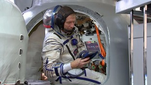 Inside Russia's Star City as British astronaut prepares to blast off into space