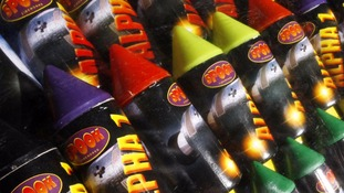 Children sold fireworks in undercover operation