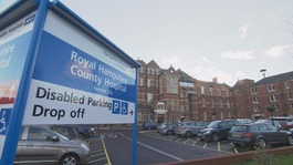 Hospital services in Hampshire rated as 'good'