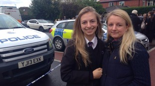 Olivia Craft, a pupil at Outwood Academy, spoke to ITV News