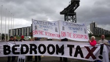 The 'Bedroom Tax' has been the subject of fierce debate.