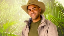 Dyer will appear in ITV's 'I'm a Celebrity'