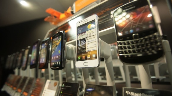 Sales of smart phones have rocketed in the last few years