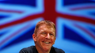Tim Peake is the European Space Agency's first British astronaut