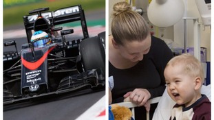 The F1 technology helping to save children's lives