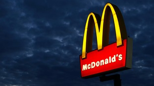 McDonald's said the employee no longer works for their organisation.