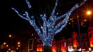 Solihull won't have an official Christmas lights switch on this year