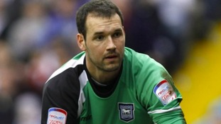 Marton played for one season at Ipswich.