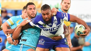 Frank Pritchard has turned down interest from the NRL