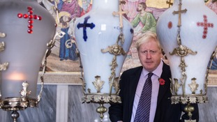 Why Boris won't budge after Israel remarks bring Mid East trip an embarrassing halt