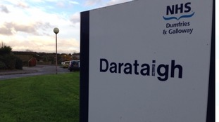 Daragaigh dementia unit.
