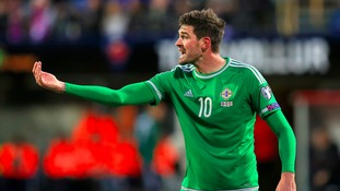 Kyle Lafferty has been in great form for Northern Ireland