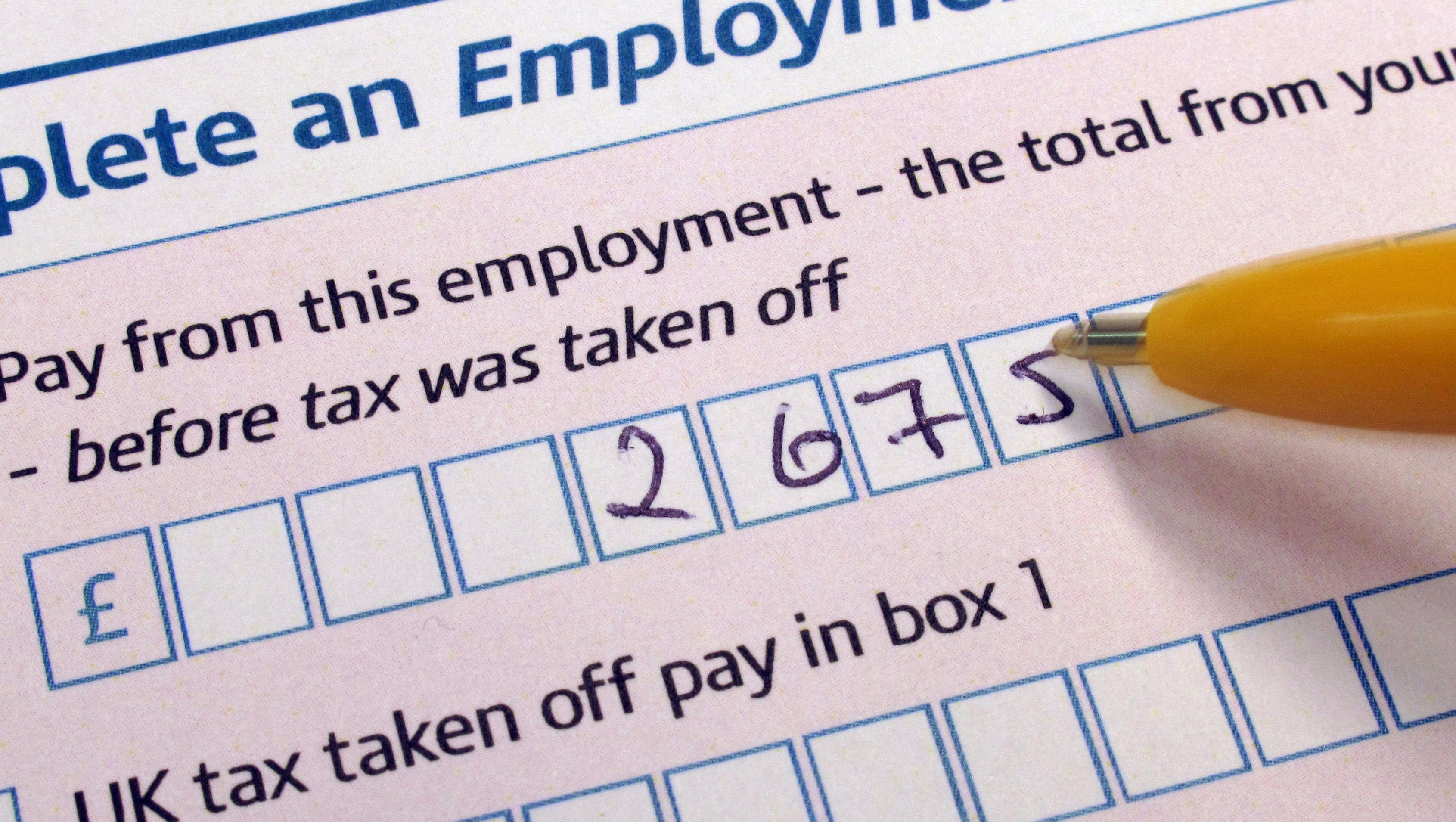 Tax Refund Scam Targets British Taxpayers - Softpedia