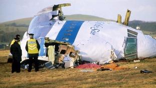 Pam Am flight 103