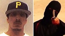 "Mohammed Emwazi, the so-called Islamic State militant known as ""Jihadi John"""