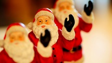 There are several Christmas events on this weekend