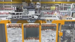 Magnox Swarf Storage Silo Facility