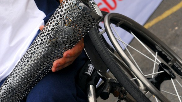 Paralympians are being warned against the practice of 'boosting'