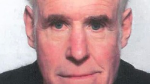 73-year-old Stephen Gibson who disappeared whilst walking