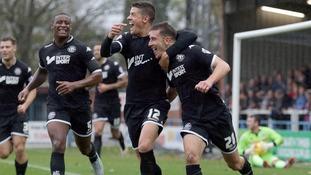 League One match report: Rochdale 0-2 Wigan