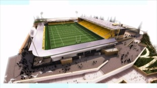 Work to start on new stadium for Cornwall