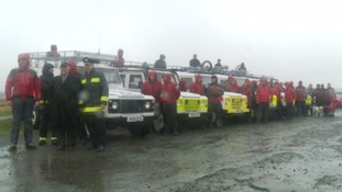 Landrovers donated to Dartmoor rescue groups to help find missing people