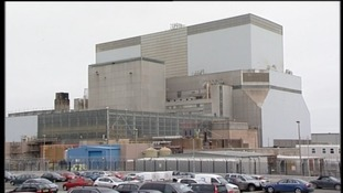 Nuclear power station, Hinkley Point