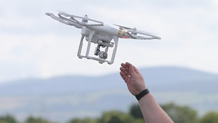 Police drones 'a waste of money' says officer