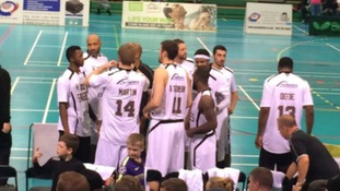 Ten wins in a row for high-flying Newcastle Eagles in the British Basketball League