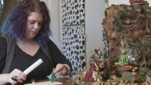 The winner bakes it all as Ebbw Vale woman takes cake award