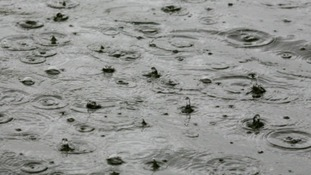 The Met Office recorded 106mm of rain in Capel Curig.
