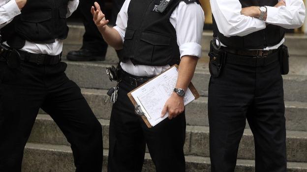 Assange police instructions