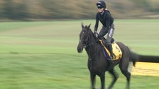 Pendleton in training for first point-to-point season