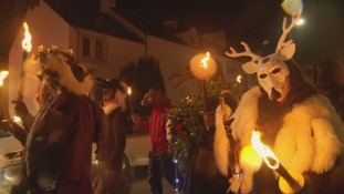 Penrith Winter Droving.