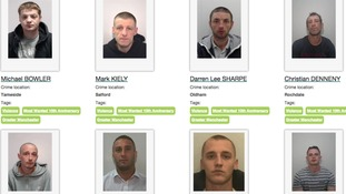 Most wanted. Can you help identify them and make  North West a safer place?
