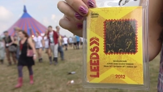 Festival pass