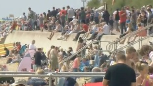 Crowds flock to Clacton for the Air Show, but is too little too late?