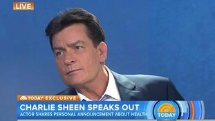 Charlie Sheen: I'm HIV positive