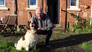 Jasper and new owner