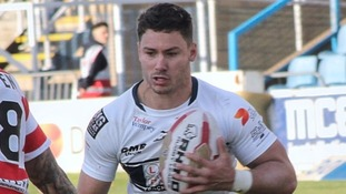 Jy Hitchcox joins Castleford Tigers