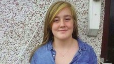Kayleigh's mum and dad, Stephanie Haywood and Martin Whitby, described her as a bubbly, loving, caring girl who loves her family.