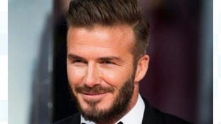 David Beckham crowned the 'sexiest man alive'