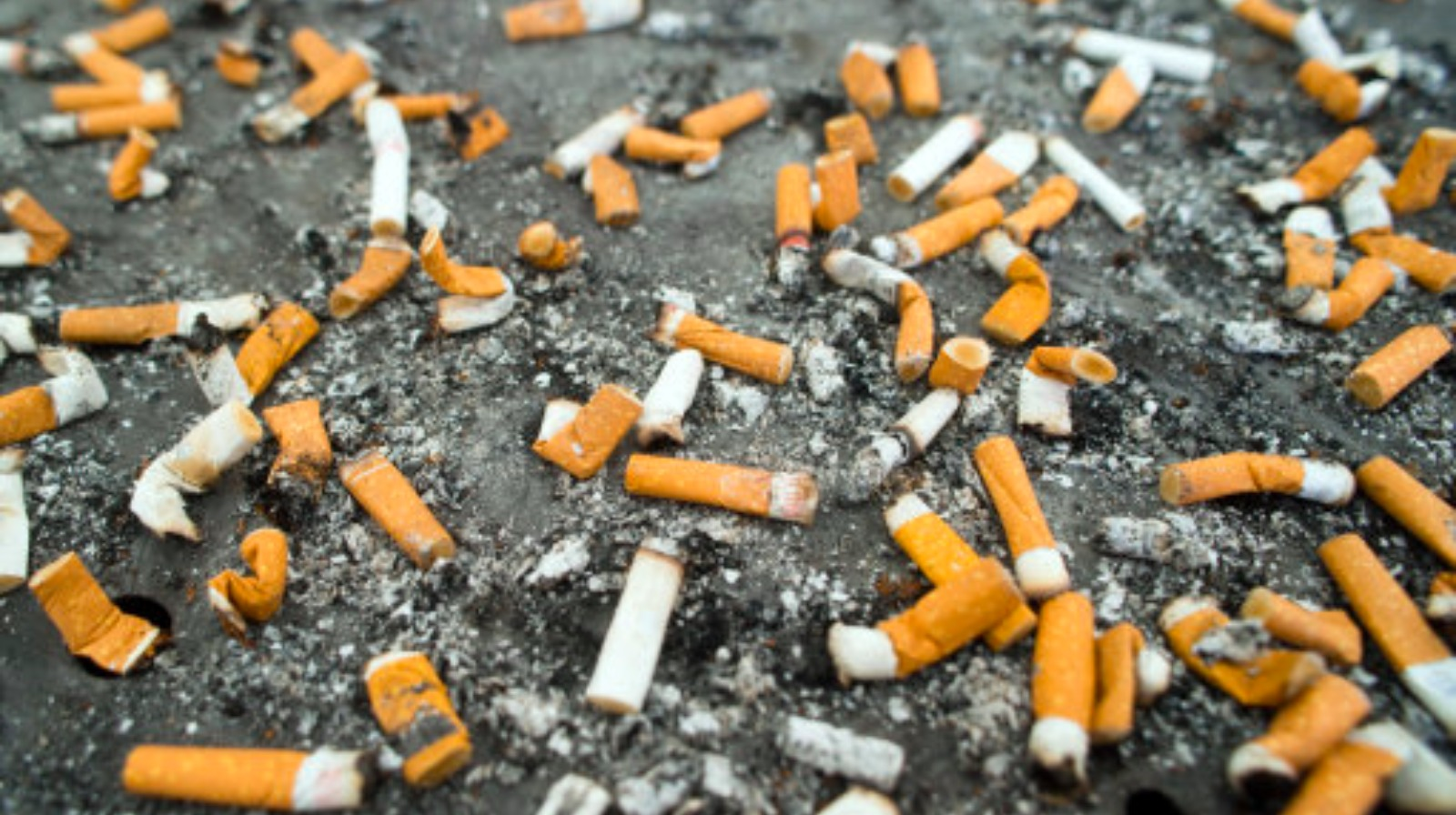 Smoking Litter On The Rise In Wales Wales Itv News