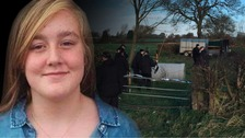 Kayleigh was last seen on Friday evening after being dropped outside Ibstock Community College.