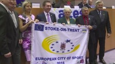 The city was officially named the European city of Sport earlier this year.