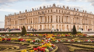 Trips to French cultural sites like the Palace of Versailles near Paris are commonly attended by British school groups.